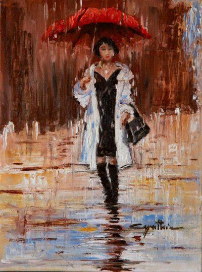 Adoro la pioggia