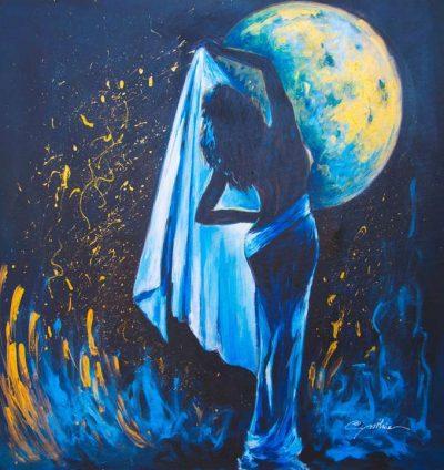 Danzando alla luna
