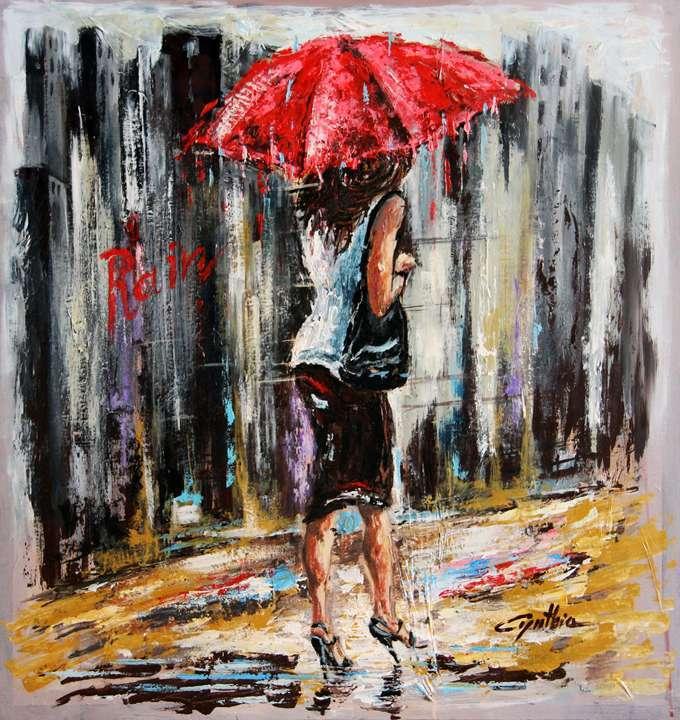 Rain - Cinzia Bresciani