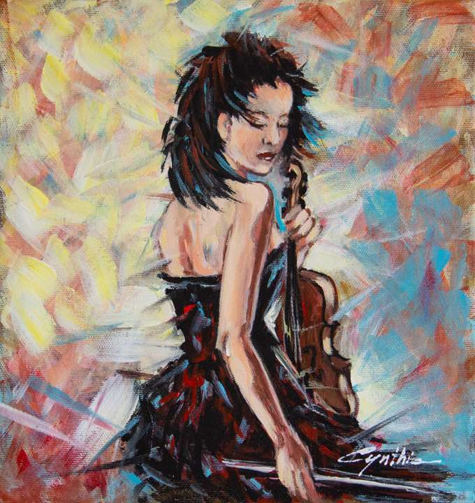 Violino, Sei Armonia